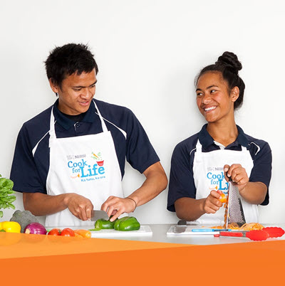Nestlé Cook for Life Program