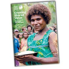 Nestlé Creating Shared Value Report