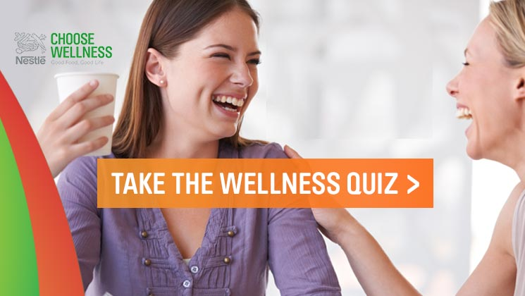 What's your wellness score?