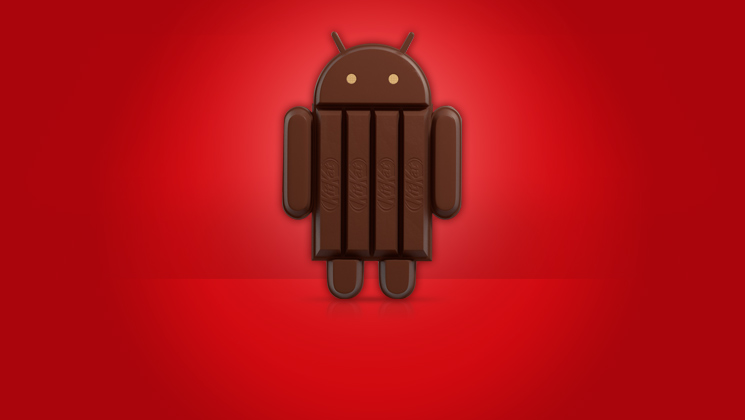 Google and Nestlé announce Android KitKat