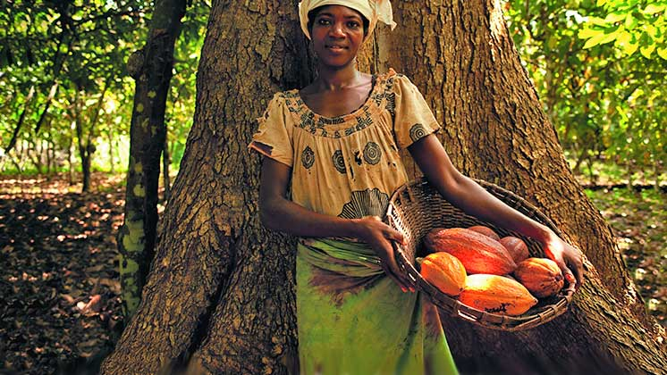 Empowering women in the cocoa supply chain