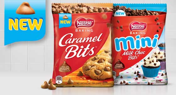 New to NESTLÉ Baking