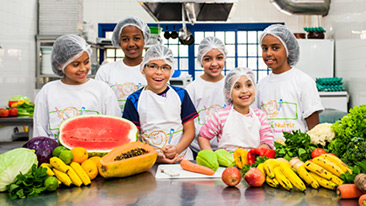 Nestlé Healthy Kids: helping shape healthier habits across the world