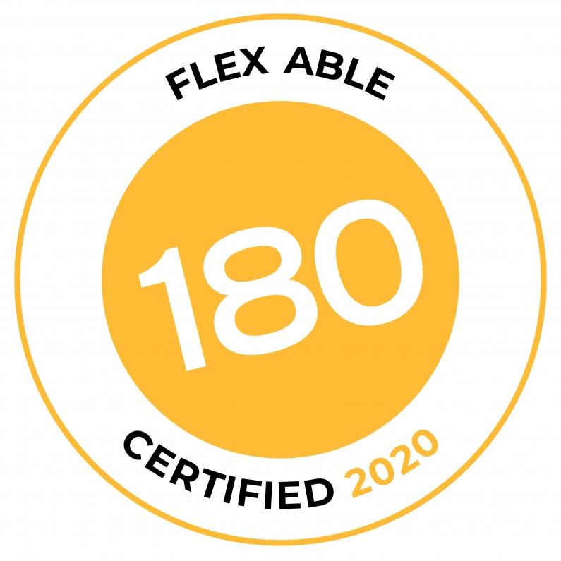 flexible logo