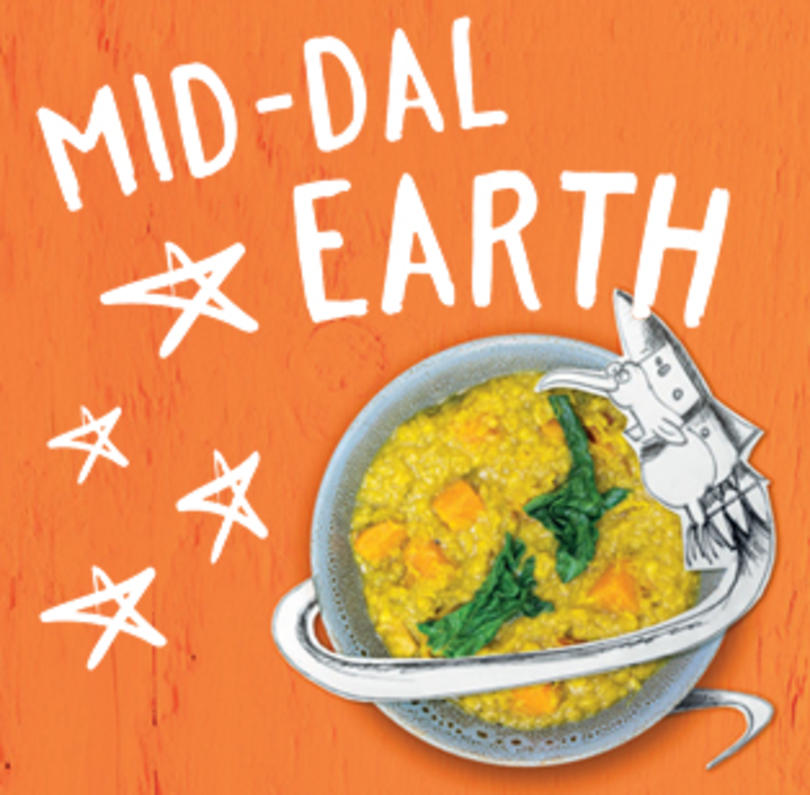Mid-Dal Earth Lesson Plan