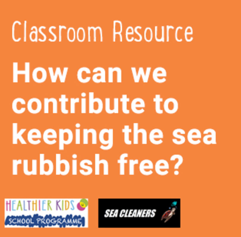 Sea cleaners Classroom Resource